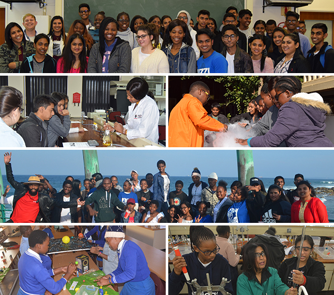 Science in Action for High School Learners