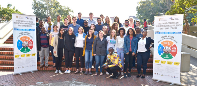 US Students Visit UKZN for Colloquium on Indigenous Knowledge Systems