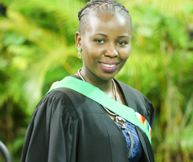 El Niño Inspired MSc Graduate to Breed Maize for Drought Tolerance