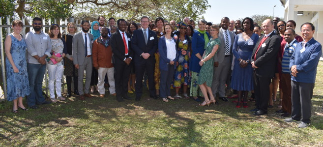 Launch of IPCC Technical Support Unit Office at UKZN