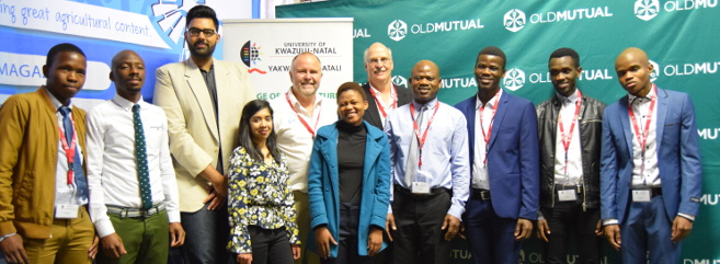 UKZN Representatives in Old Mutual Student Competition