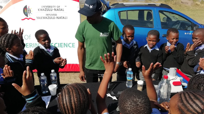Umjikelezo We-Science on the Road Again to Promote Science in KZN