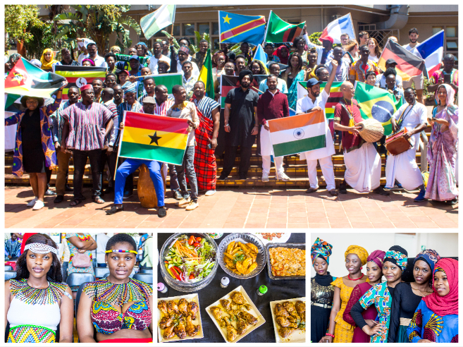 National Pride on Display at UKZN Cultural Day