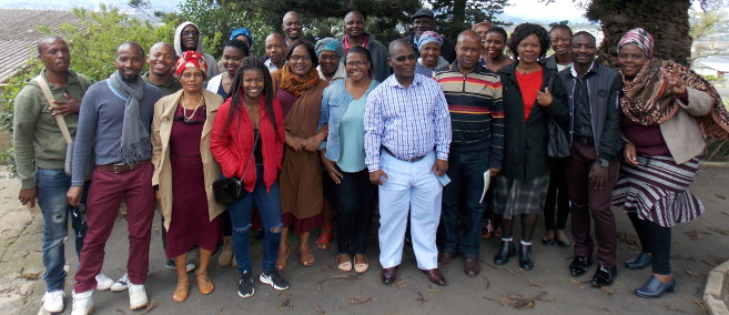 Capacity-Building Workshop for Local Government Focuses Agricultural Planning and GIS