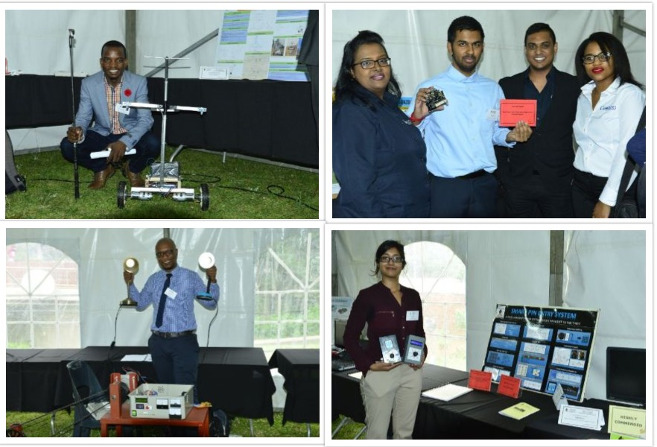 Open Day Shines Spotlight on Students' Electrical, Electronic & Computer Engineering Achievements