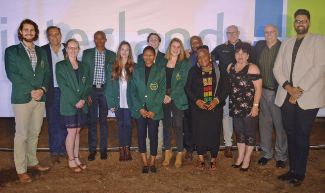 Agriculture Students Fly UKZN Flag in National Competition
