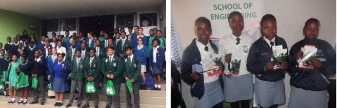 Matric Pupils Learn More About Careers in Engineering