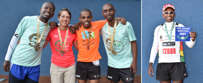 UKZN Runners Participate in Two Oceans Marathon