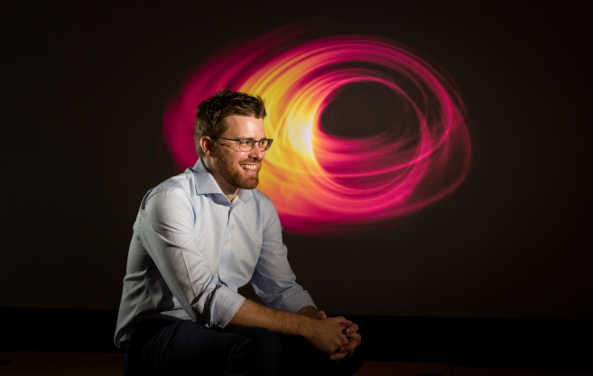 Capturing the First Image of a Black Hole – Subject of Public Presentation at UKZN