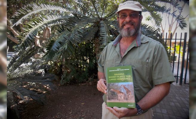 Academic's Contribution to New Book Enhances Understanding of Global Savanna Systems