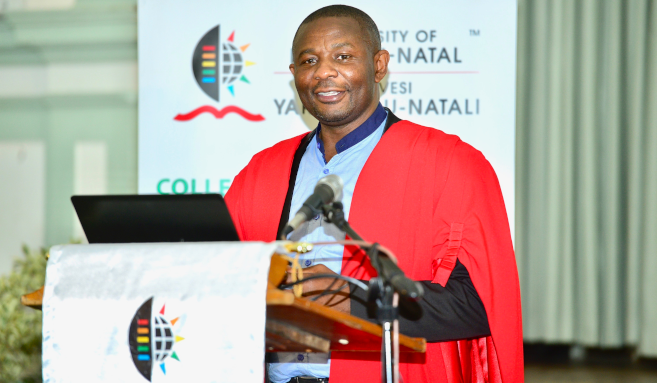 Inaugural Lecture Presented by Renowned Microbiologist and Biotechnologist