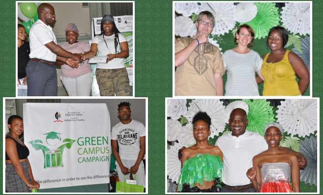 Launch of Green Campus Campaign in Pietermaritzburg