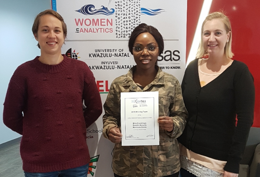 Successful Turn at SASA 2019 Includes Analytics Simulation Challenge Win for UKZN Statisticians